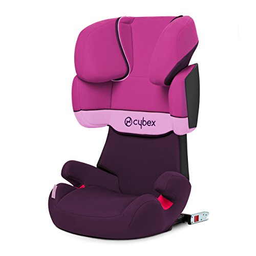this booster seat has a patented reclining headrest that is designed to prevent your childu0027s head from falling forward if he or she falls asleep in the car
