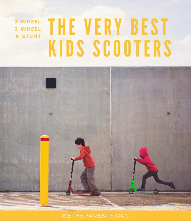 The 10 Best Scooters For Kids 2018 Guide Reviews Wetheparents