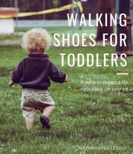 Shoes for toddlers