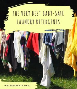 Baby-safe Laundry Detergent