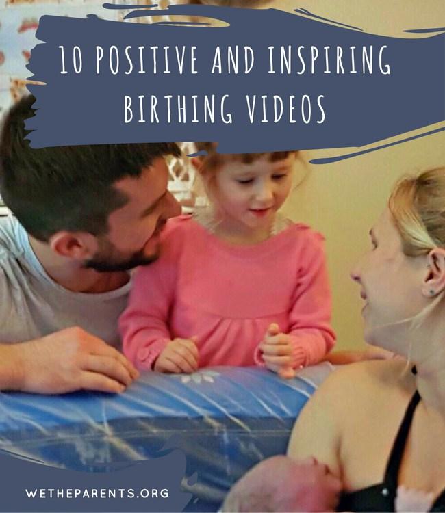Home birth videos