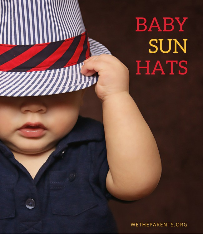 9931ee90 Best Baby Sun Hats in 2019 (Boys, Girls, and Unisex) | WeTheParents