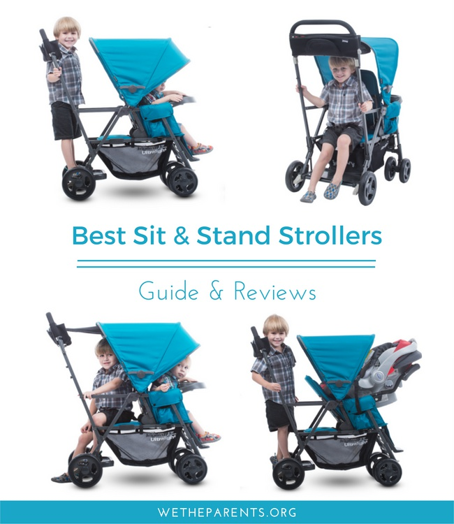 The Best Sit And Stand Stroller Of 2019 Quick Guide Reviews