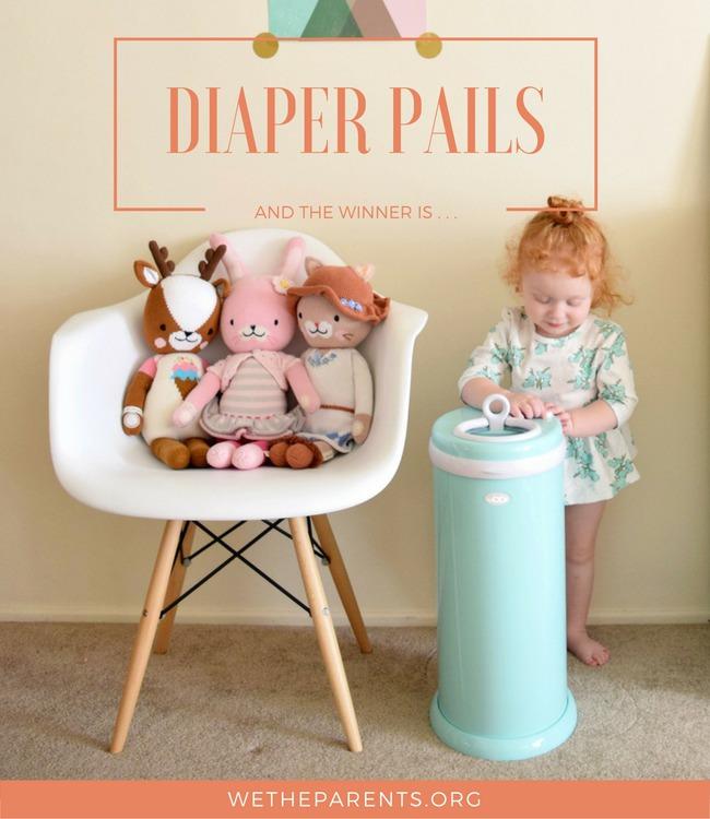 Diaper Pail Showdown