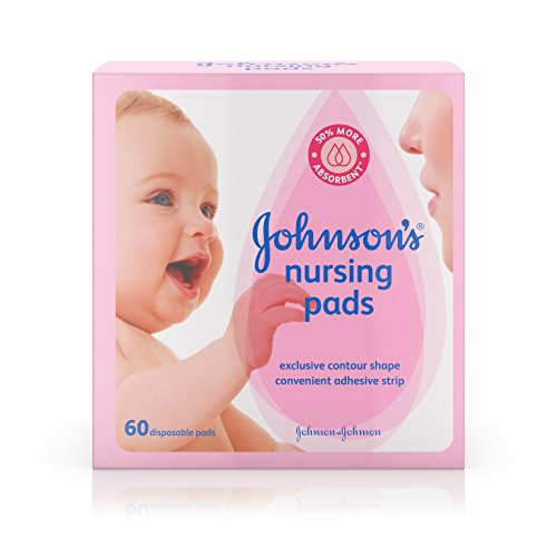 72473185b1d Johnson's Disposable Nursing Pads may be a good choice if you leak heavily,  as their extra absorbency should bring peace of mind.