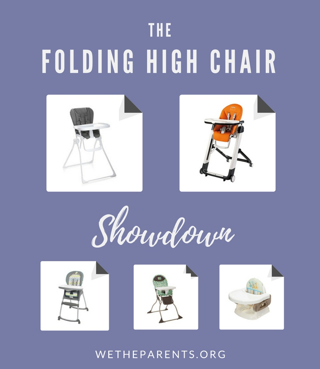 7 Best Folding High Chairs Of 2019 Smart Space Savers