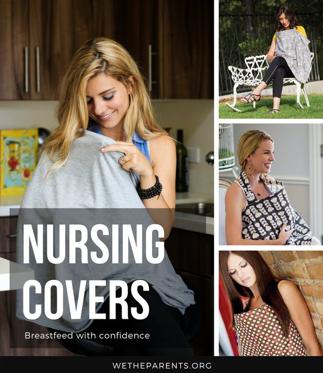 Great nursing covers for breastfeeding in public