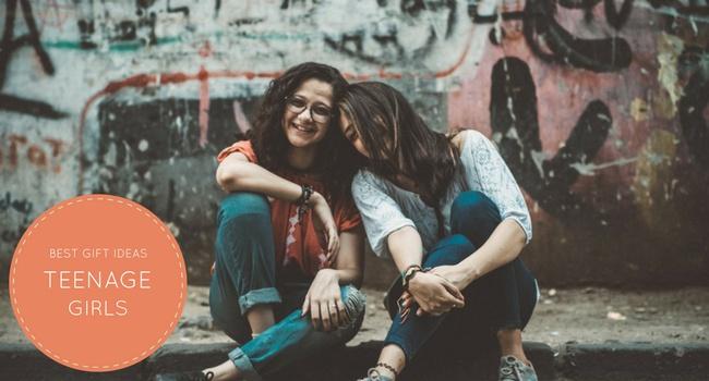 Gift ideas teenage girls