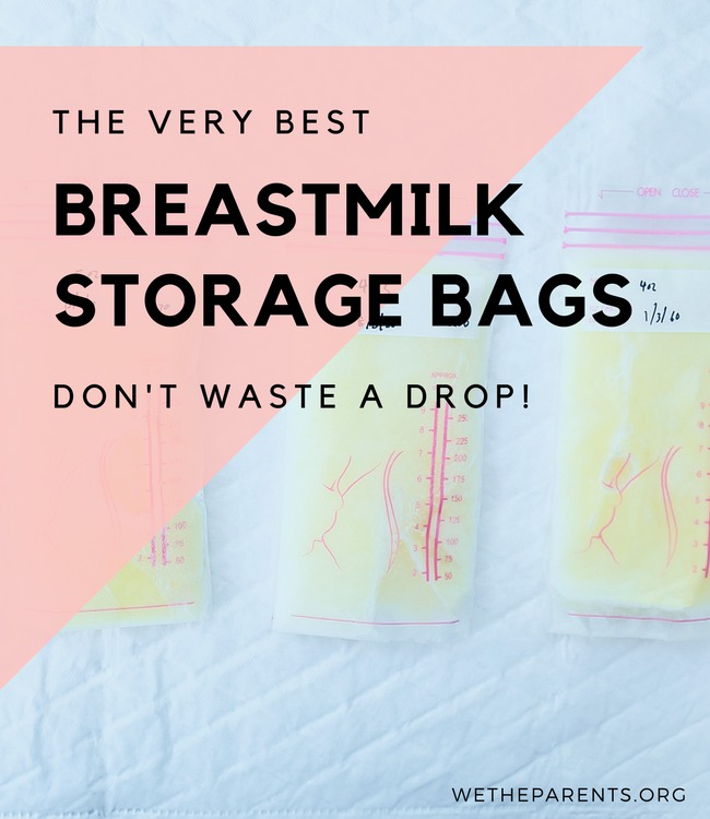5 Best Breast Milk Storage Bags 2019 (Build Up Your Milk
