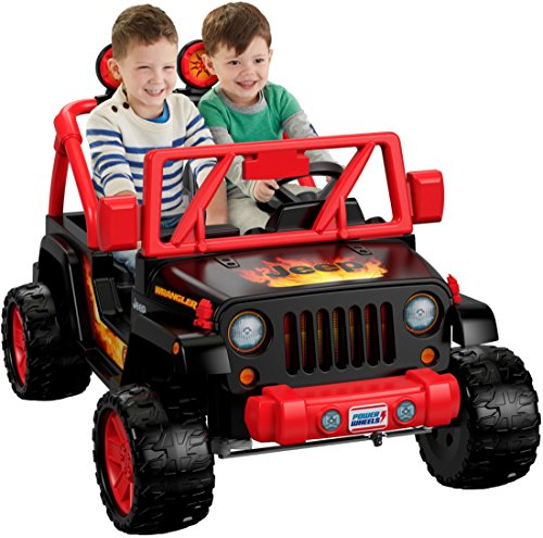 17 Best Power Wheels & Electric Cars [2019 update