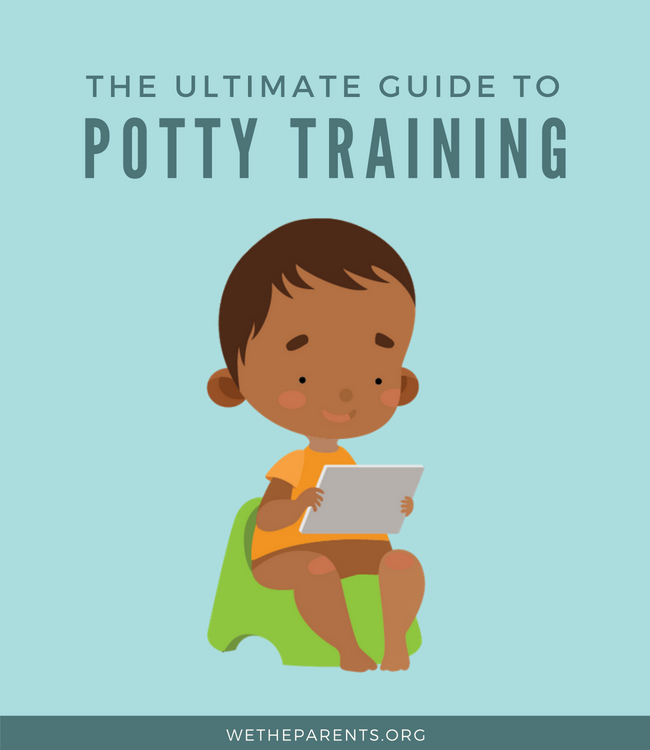 Potty Training - The Ultimate Guide