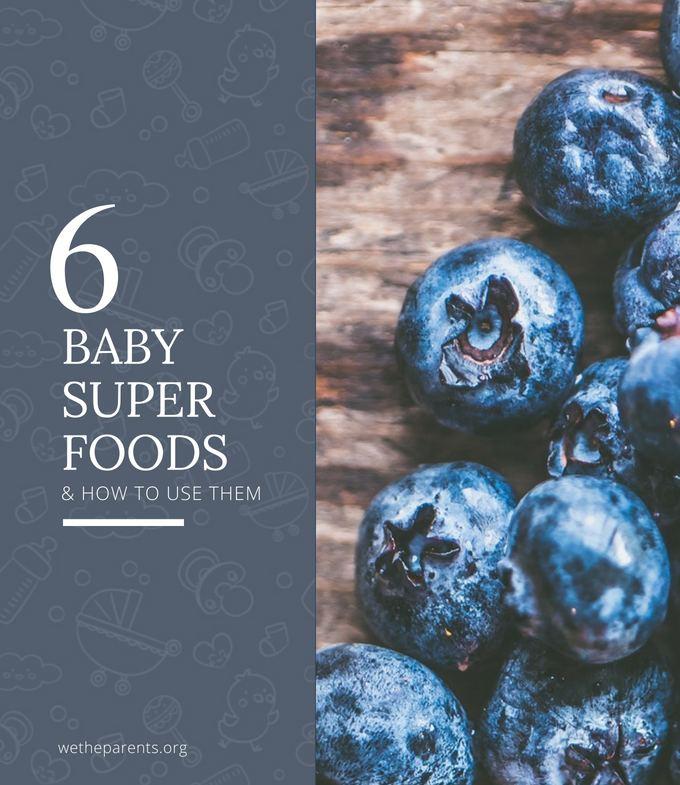 Baby super foods