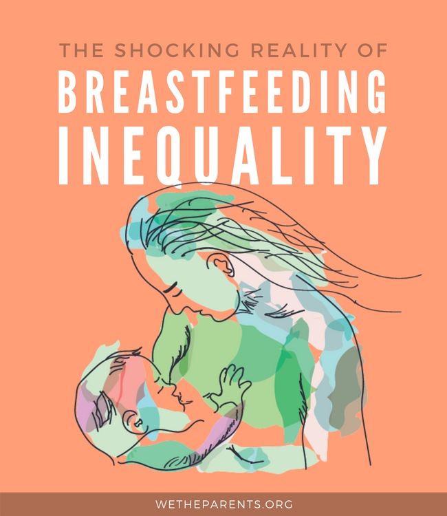 Breastfeeding Inequality - The Shocking Reality