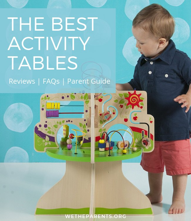 Best activity tables for toddlers