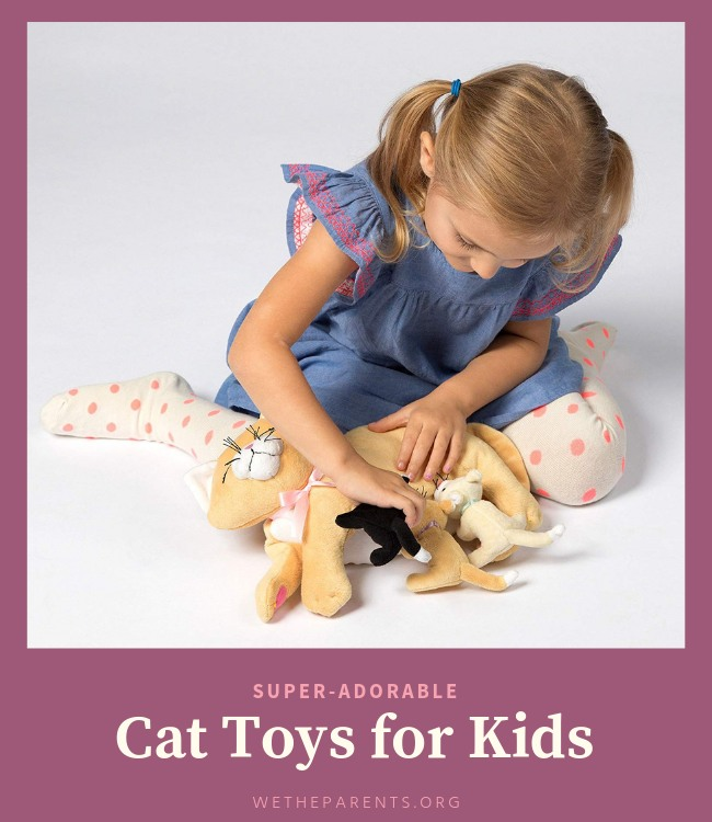 Best cat toys for kids