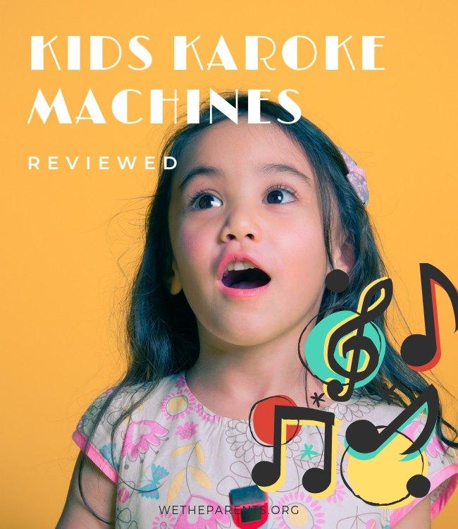 Best kids karaoke machine