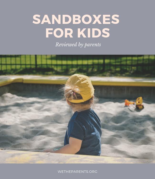 Best sandboxes for kids