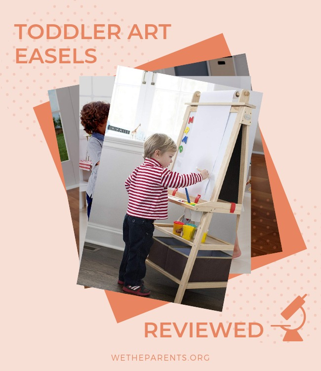 The 9 Best Art Easels For Toddlers 2019 Reviews Wetheparents