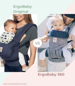 ErgoBaby Original vs 360