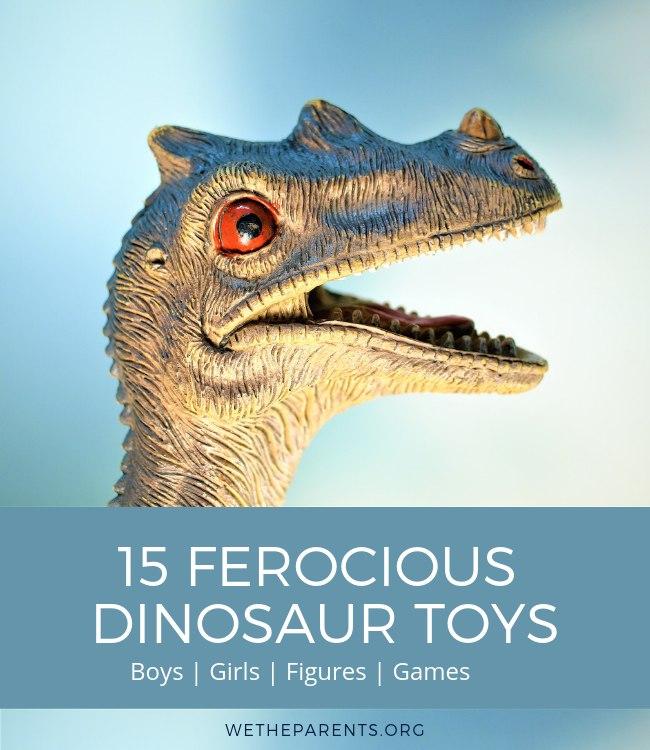 Ferocious Dinosaur Toys