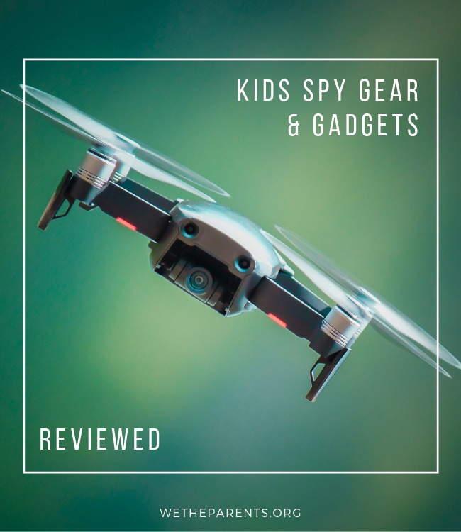 Kids spy gear and gadgets