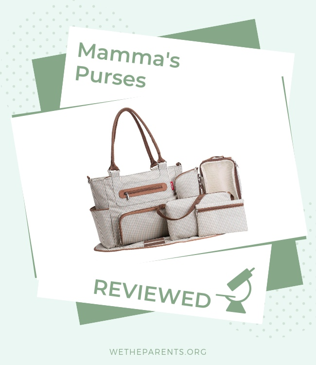 Purses for moms with toddlers