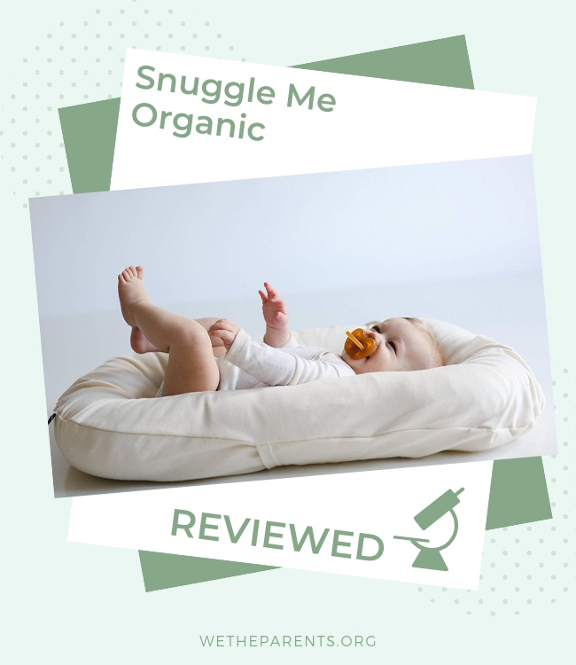 Snuggle Me Organic Baby Lounger 2019 Review Wetheparents