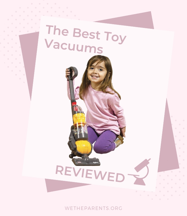 Toy vacuums for kids