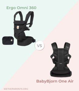 VERSUS - Ergo vs BabyBJorn