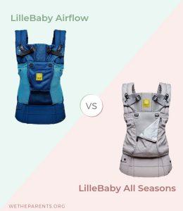 VERSUS - Lillebaby Airflow vs All Seasons