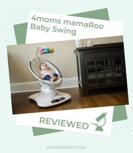 SINGLE - 4moms mamaRoo